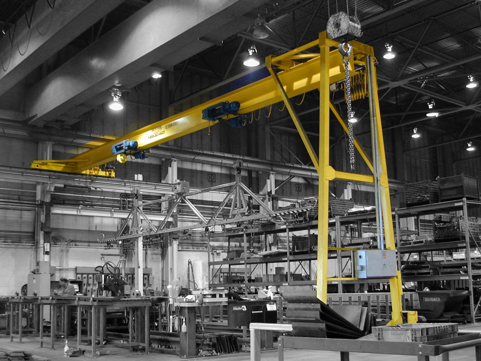 Engineered Lifting Systems & Equipment Inc. image 0